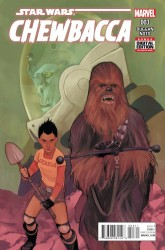 Marvel - Star Wars Chewbacca # 3