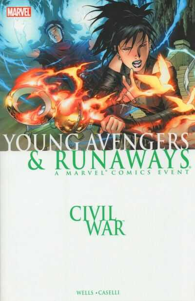 Marvel - Civil War Young Avengers & Runaways TPB