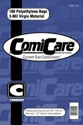 Comicare - Comicare Current Çizgi Roman Poşeti PE 100lü