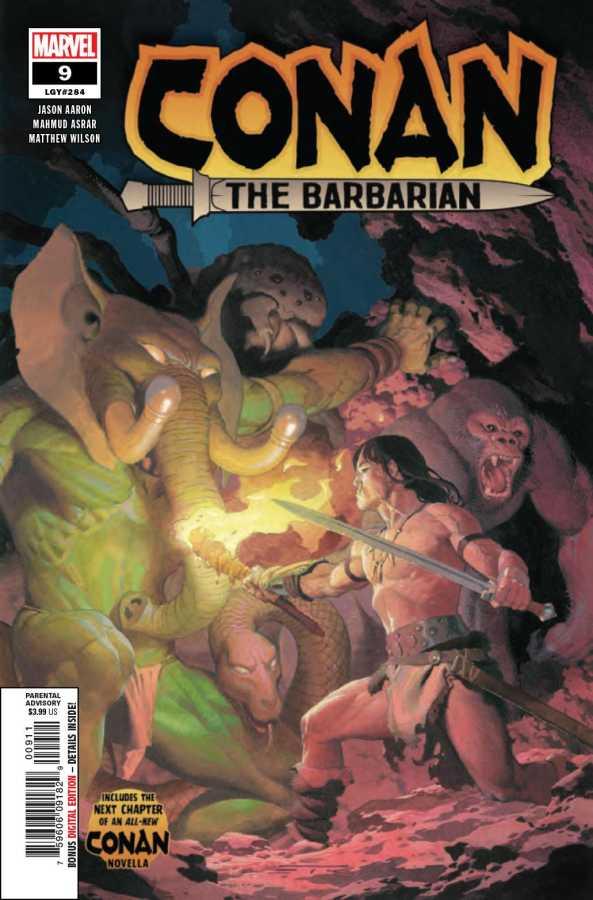 Marvel - Conan the Barbarian # 9