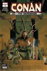 Marmara Çizgi - Conan The Barbarian Sayı 4
