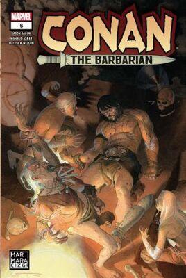 Conan The Barbarian Sayı 6