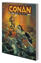 Marvel - Conan the Barbarian Vol 1 Life And Death Of Conan Book One TPB