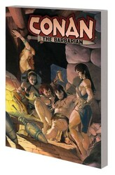 Marvel - Conan the Barbarian Vol 2 Life And Death Of Conan Book Two TPB