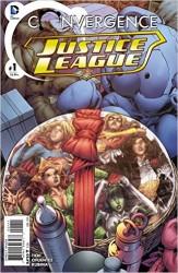DC - Convergence Justice League # 1-2 Set