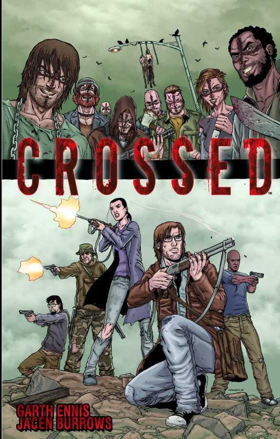 Avatar - Crossed Vol 1 TPB