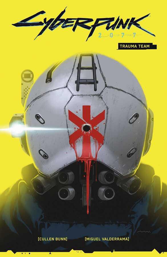 Dark Horse - Cyberpunk 2077 Trauma Team TPB