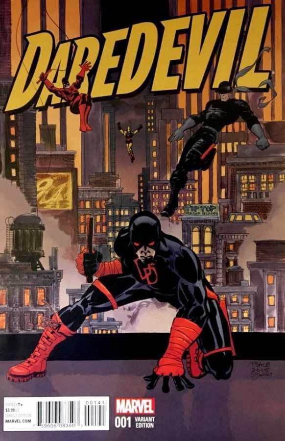 Marvel - Daredevil # 1 Tim Sale Variant