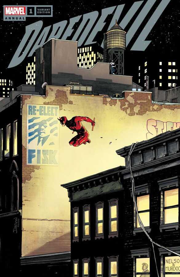 Marvel - Daredevil (2019) Annual # 1 Shalvey Variant