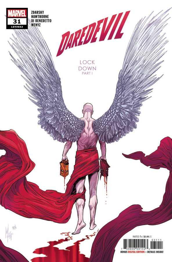 Marvel - DAREDEVIL (2019) # 31