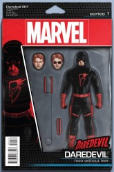 Marvel - Daredevil # 1 Christopher Aciton Figure Variant