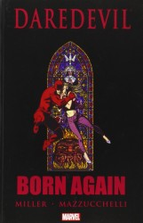 Marvel - Daredevil Born Again TPB