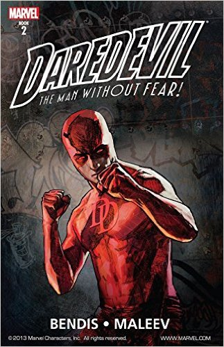 Marvel - Daredevil by Bendis and Maleev Ultimate Collection Book 2 TPB
