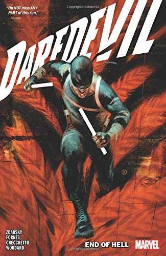 Marvel - Daredevil By Chip Zdarsky Vol 4 End Of Hell TPB