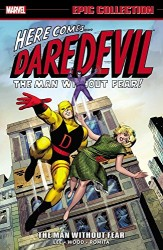 Marvel - Daredevil Epic Collection The Man Without Fear TPB