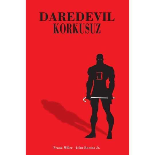 Arkabahçe - Daredevil Korkusuz