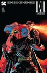 DC - Batman Dark Knight III The Master Race # 7