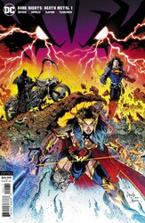 DC - Dark Nights Death Metal # 1 1:100 Capullo Variant