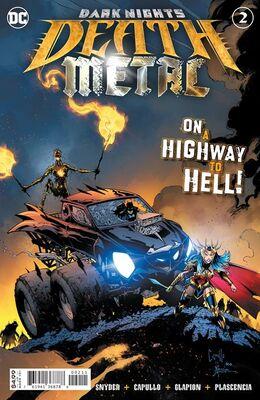 Dark Nights Death Metal # 2