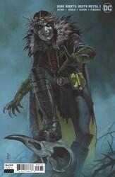 DC - Dark Nights Death Metal # 3 Ricardo Federici Variant