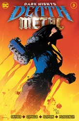 DC - Dark Nights Death Metal # 3