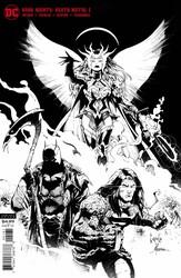 DC - Dark Nights Death Metal # 1 Midnight Party Variant