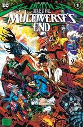 DC - Dark Nights Death Metal Multiverses End # 1 (ONE SHOT)