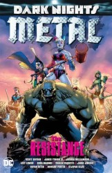 DC - Dark Nights Metal The Resistance TPB