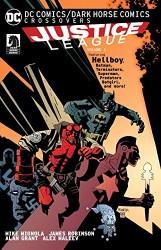 DC - DC Comics Dark Horse Comics Justice League Vol 1 TPB