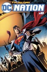 DC - DC Nation # 0 1:100 Superman Variant