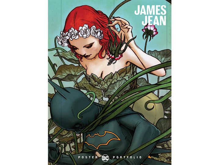 DC - Dc Portfolio James Jean TPB