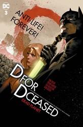 DC - Dceased Dead Planet # 3 Ben Oliver Movie Variant