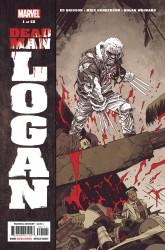 Marvel - Dead Man Logan # 1