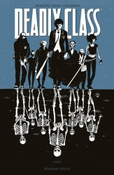 Image - Deadly Class Vol 1 Reagan Youth TPB