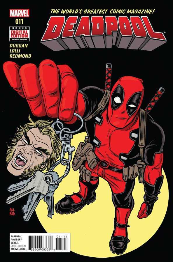 Marvel - Deadpool # 11