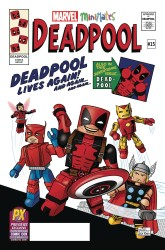 Marvel - Deadpool # 15 SDCC 2016 Minimates Variant