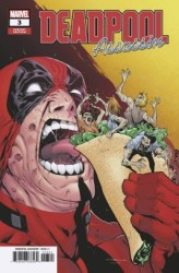 - Deadpool Assassin # 3 Coello Variant