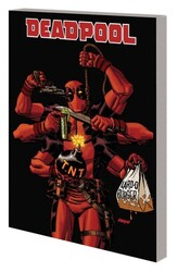 Marvel - Deadpool By Daniel Way Complete Collection Vol 4 TPB