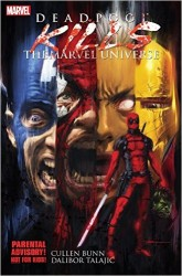 Marvel - Deadpool Kills The Marvel Universe TPB