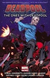 Marvel - Deadpool The Ones With Deadpool TPB