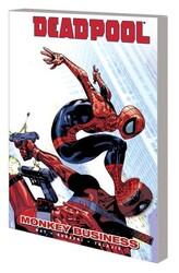 Marvel - Deadpool Vol 4 Monkey Business TPB