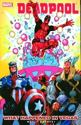 Marvel - Deadpool Vol 5 What Happened In Vegas TPB