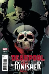 Marvel - Deadpool Vs Punisher # 3 Variant