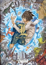Akılçelen - Death Note L - Dünyayı Değiştir