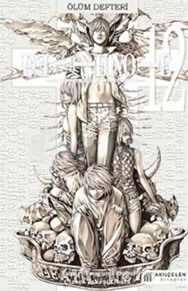 Akılçelen - Death Note - Ölüm Defteri Cilt 12