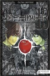 Akılçelen - Death Note - Ölüm Defteri Cilt 13