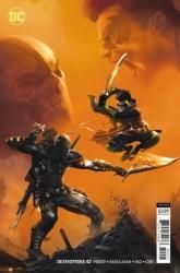 DC - Deathstroke # 42 Mattina Variant