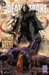 DC - Deathstroke (New 52) # 6