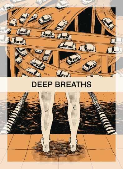 Top Shelf - DEEP BREATHS TPB