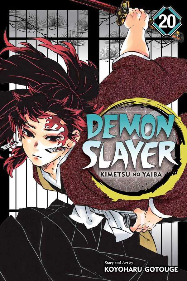 VIZ - Demon Slayer Kimetsu No Yaiba Vol 20 TPB